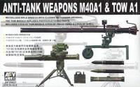 1:35 Anti-Tank Weapons M40A1