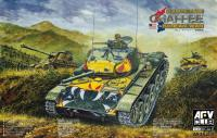 1/35 M24 Chaffee Tank (Korea War Version)