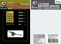 1:35 AFV Club US 105mm Howitzer Ammo Set