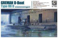 1:350 German U-Boat VIID (U-213)