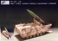 1:35  M667 Lance Guided Missile EQUP Car