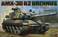 1/35 AMX-30 B2 Brennus French Army tank destroyer 1966-2002