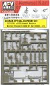 1:35 German Optical Equip. Set