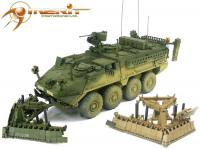 1:35 Stryker M1132 Engineer Squad Vehicle SMP Plastic Model