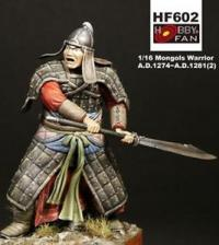 1/16 MONGOLS WARRIOR A.D. 1274-A.D. 1281 (2)