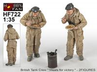 T-34 TANK CREW (2) ACCLAIM - 2 FIGURES